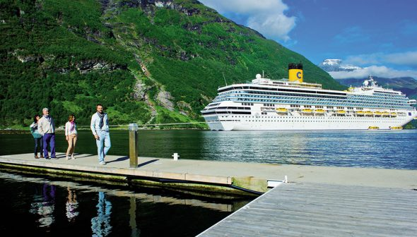 Imagen: Crucero por el Mediterráneo - Falken Tours