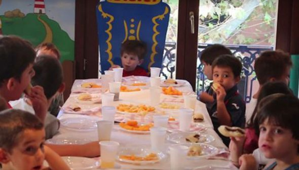 Imatge: Aniversari infantils a Dénia - Mon Blau