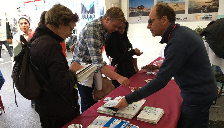 Dénia promociona su oferta turística en Bergen