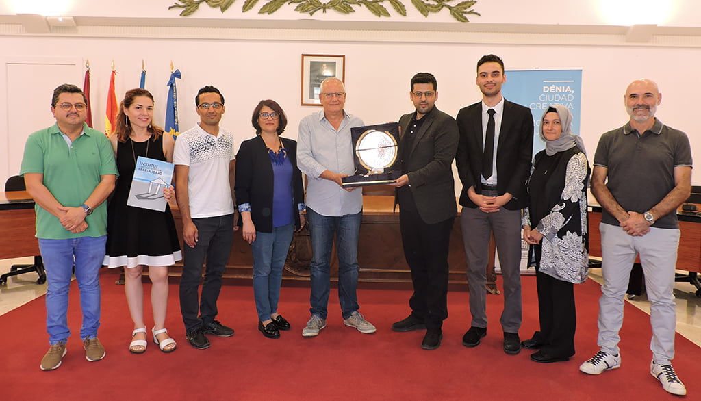 Dénia i Gaziantep unides pel Youth4Food