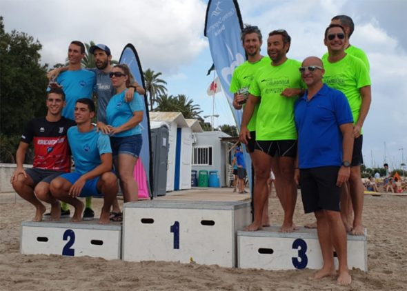 Image: The C Triatló Dénia third ranked club