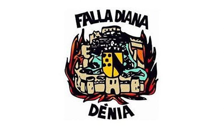 Escut Falla Diana