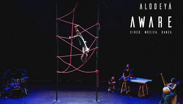 Imatge: Espectacle circense Aware