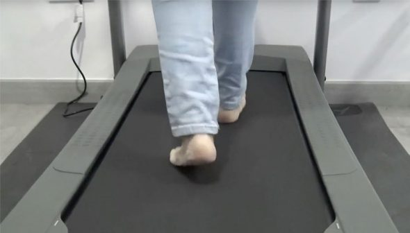 Image: Tread Study - Estévez Podiatric Clinic