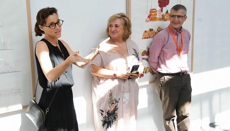 Exposició de Rosalía Banet