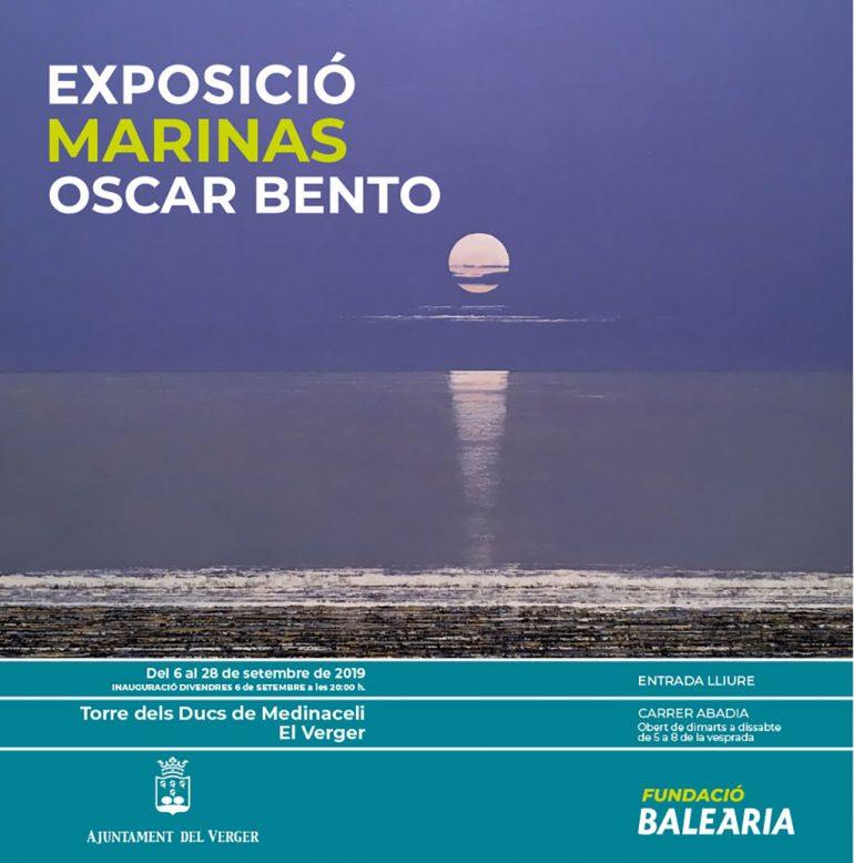 Выставка Оскара Бенто Маринса