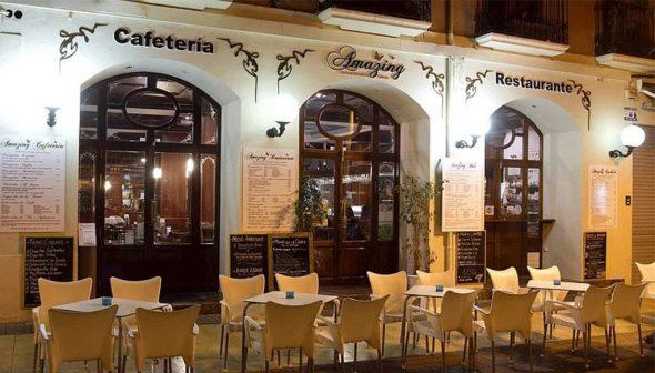 Imatge: Façana Restaurant Amazing a Dénia