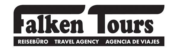 Imagen: Logotipo Falken Tours