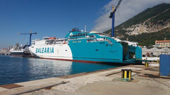 Imagen: Ferry Bahama Mama