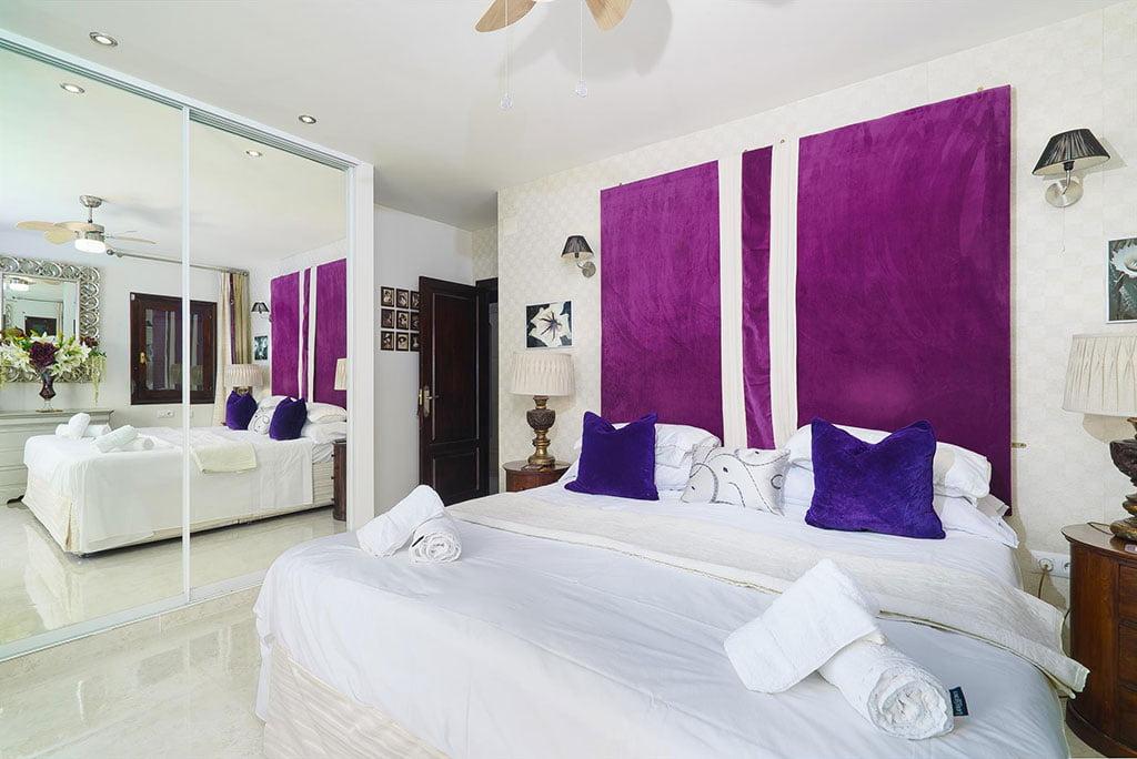Chambre dans maison de vacances à Pedreguer - Aguila Rent a Villa