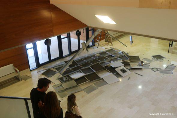 Imagen: Hall del CdT