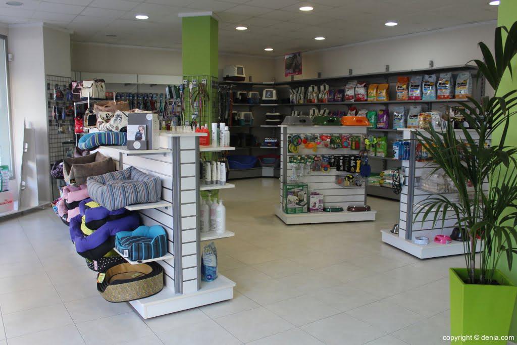 Interior de Santi Mas - Pet Services
