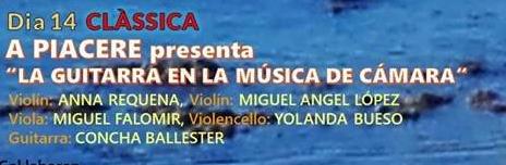 Imatge: Jornada de Guitarra Dénia