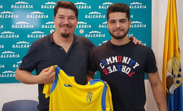 Image: Juanjo Ribes avec Garrido