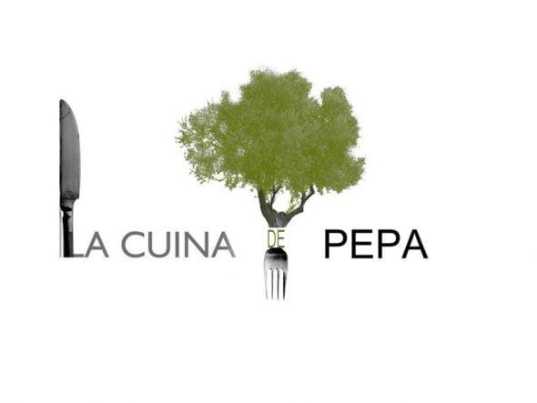 Image: Logo - La Cuina de Pepa