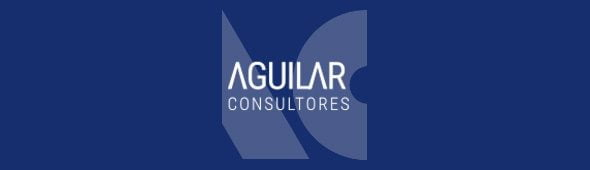 Изображение: логотип Aguilar Consultores