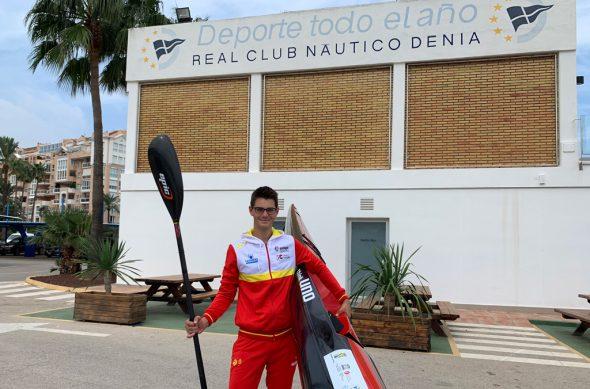 Imagen: Maik Dimitrov del Real Club Nautico Denia