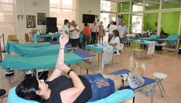 Afbeelding: Bloeddonatiemarathon