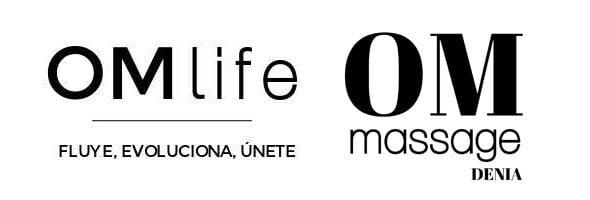 Imatge: Logotip Om Life Dénia