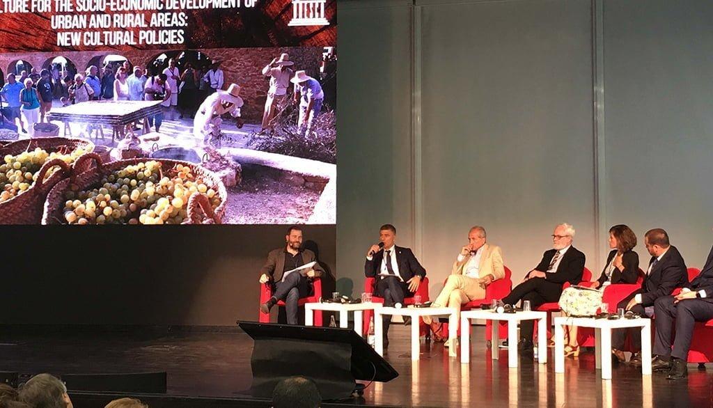 Panel sur les zones urbaines et rurales