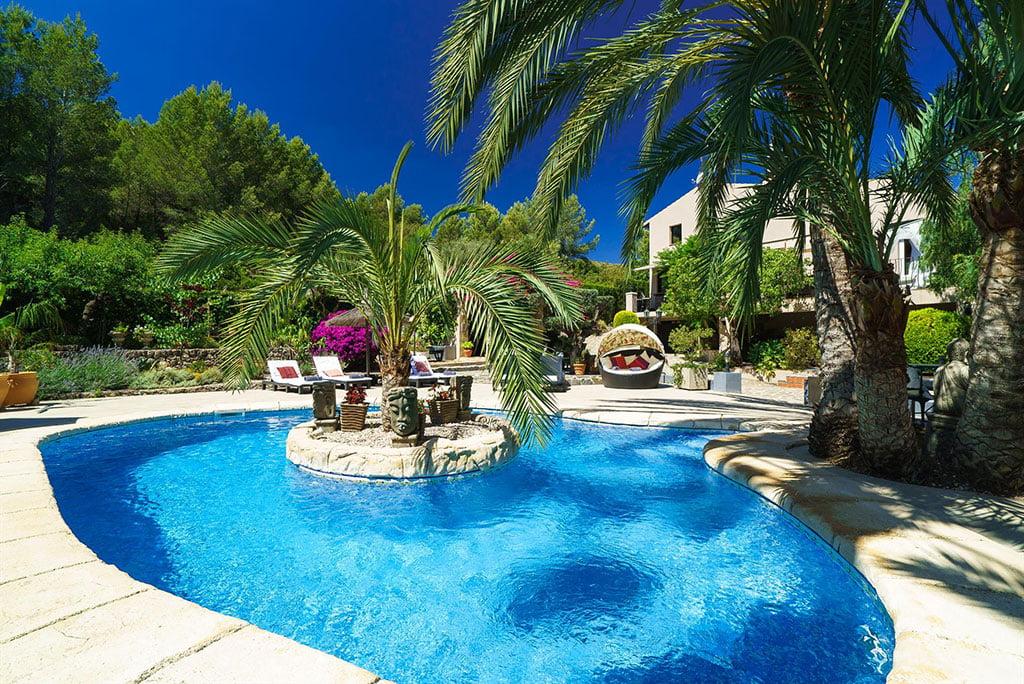 Maison de vacances avec piscine privée près de Dénia - Aguila Rent a Villa