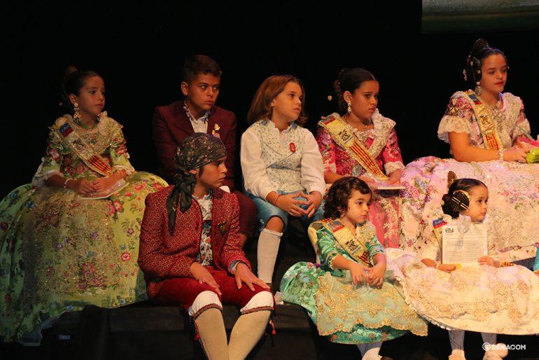 Presentació Infantil Falla Baix La Mar - Comissió Infantil 4