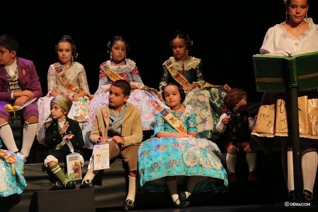Presentació Infantil Falla Baix La Mar - Comissió Infantil 7