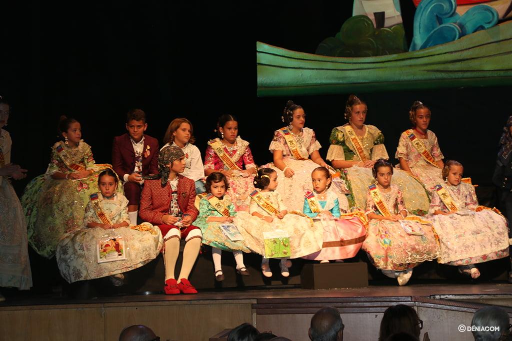 Presentació Infantil Falla Baix La Mar - Comissió Infantil