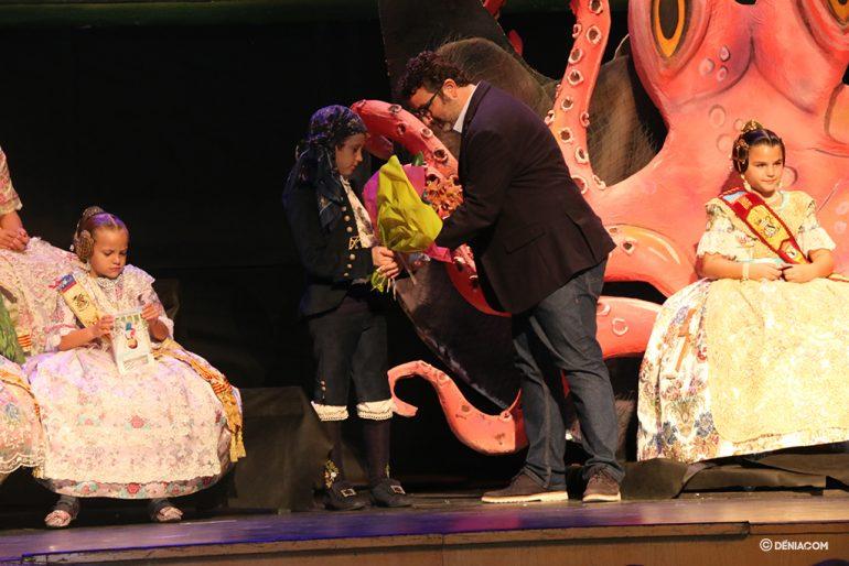 Presentación Infantil Falla Baix La Mar - Óscar Mengual