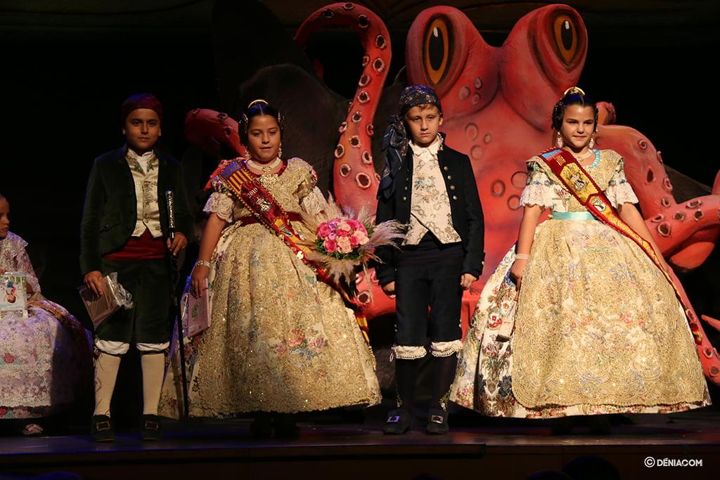 Presentació Infantil Falla Baix La Mar - Traspàs de càrrecs