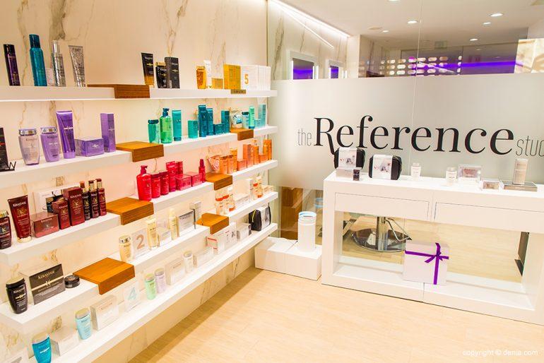 Productes anticaiguda i productes professionals de perruqueria - The Reference Studio