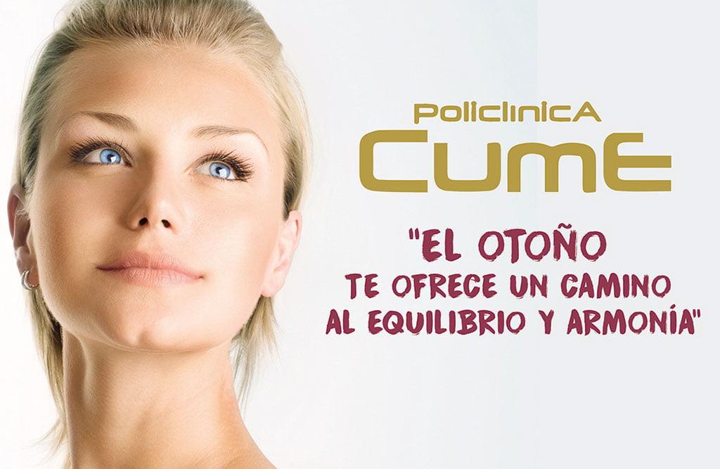 Promoció de tractaments a partir de 60 € - Policlínica CUME