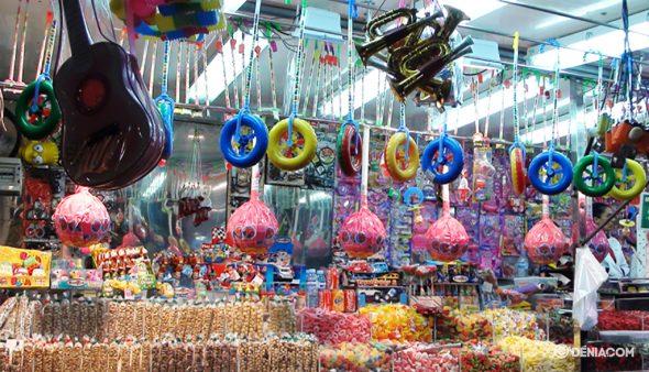 Image: Fair stall