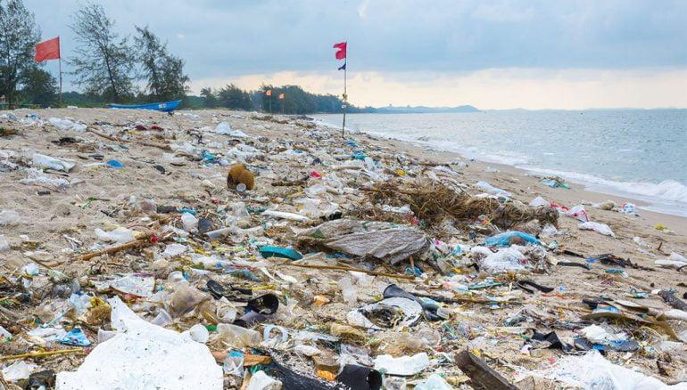 Need for plastic recycling for beaches - Almudena Seguros Dénia Benidorm Altea