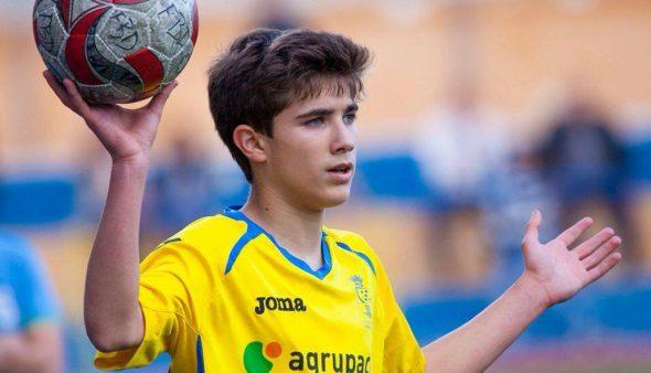 Image: Santi Palacios dans son étape à Dénia