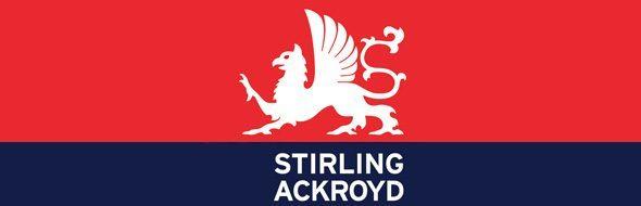 Изображение: логотип Stirling Ackroyd Spain