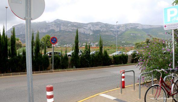 Изображение: Предварительное расположение пешеходного перехода