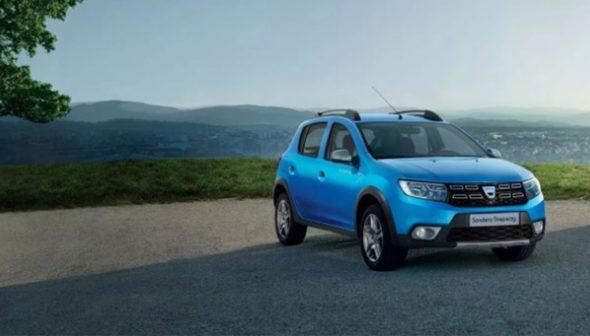 Imagen: Vehículo Dacia - Grupo Renault, Renault Ginestar