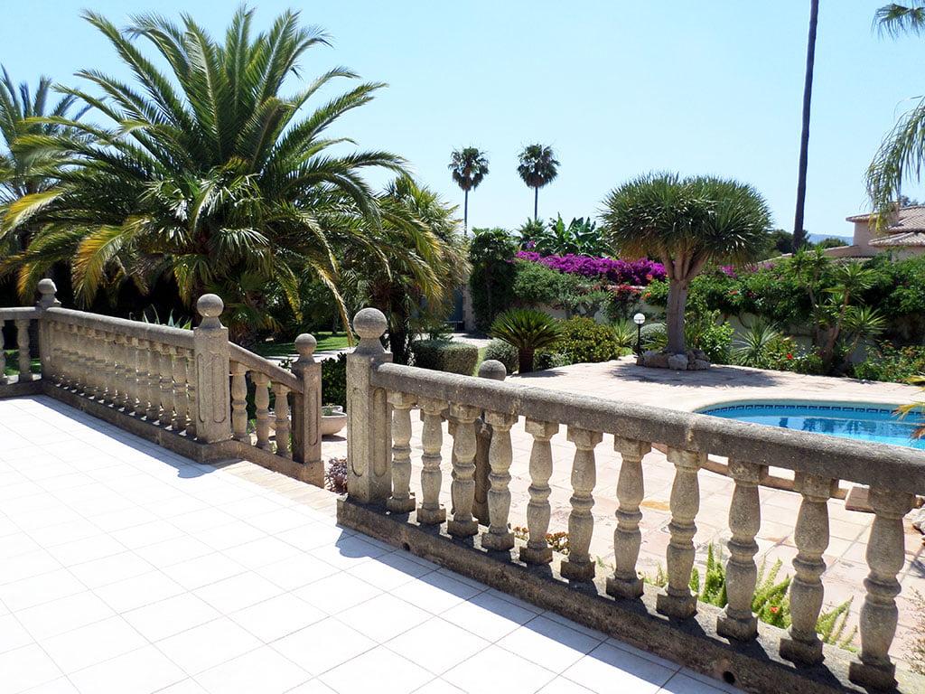 Chalet con piscina en venta en el Montgó – Promociones Denia, S.L.