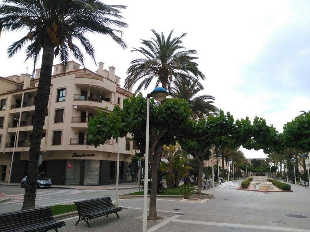 Entorno de un ático en venta en Moraira – Mare Nostrum Inmobiliaria
