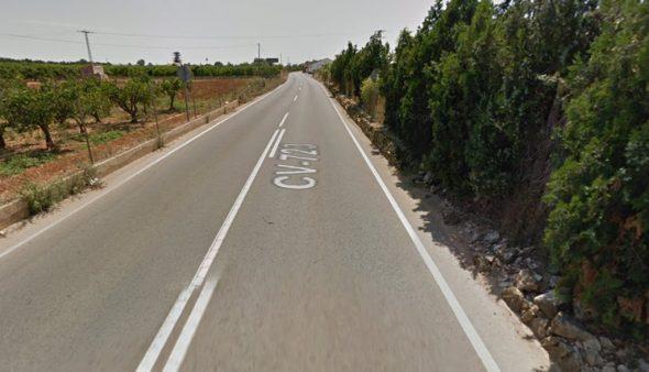 Imatge: Camí de Gandia