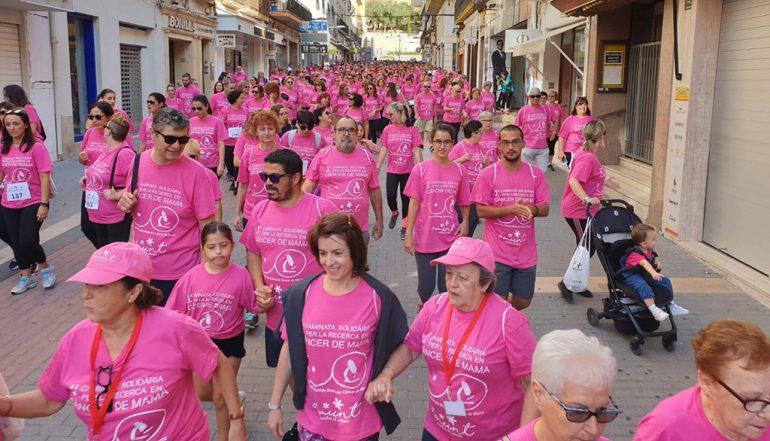Caminada de AMUNT contra el Càncer