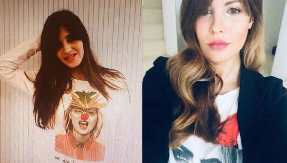 Bild: Prominente, die Deartee-Sweatshirts tragen - Leveleleven
