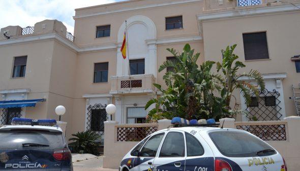 Imatge: Comissaria de la Policia Nacional a Dénia