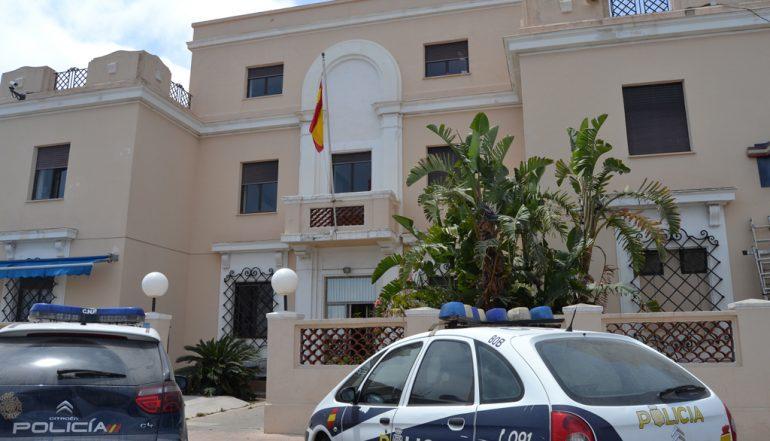 Comissaria de la Policia Nacional a Dénia