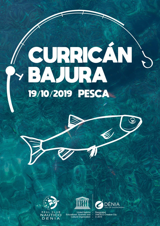 Concurso de pesca Curricán Bajura