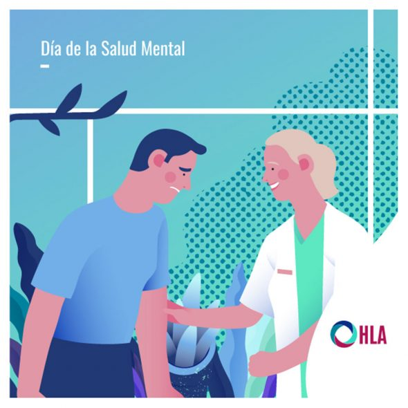 Изображение: Всемирный день психического здоровья - HLA San Carlos