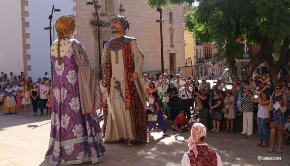 Immagine: Dianium dansa recita per 9 d'Octubre