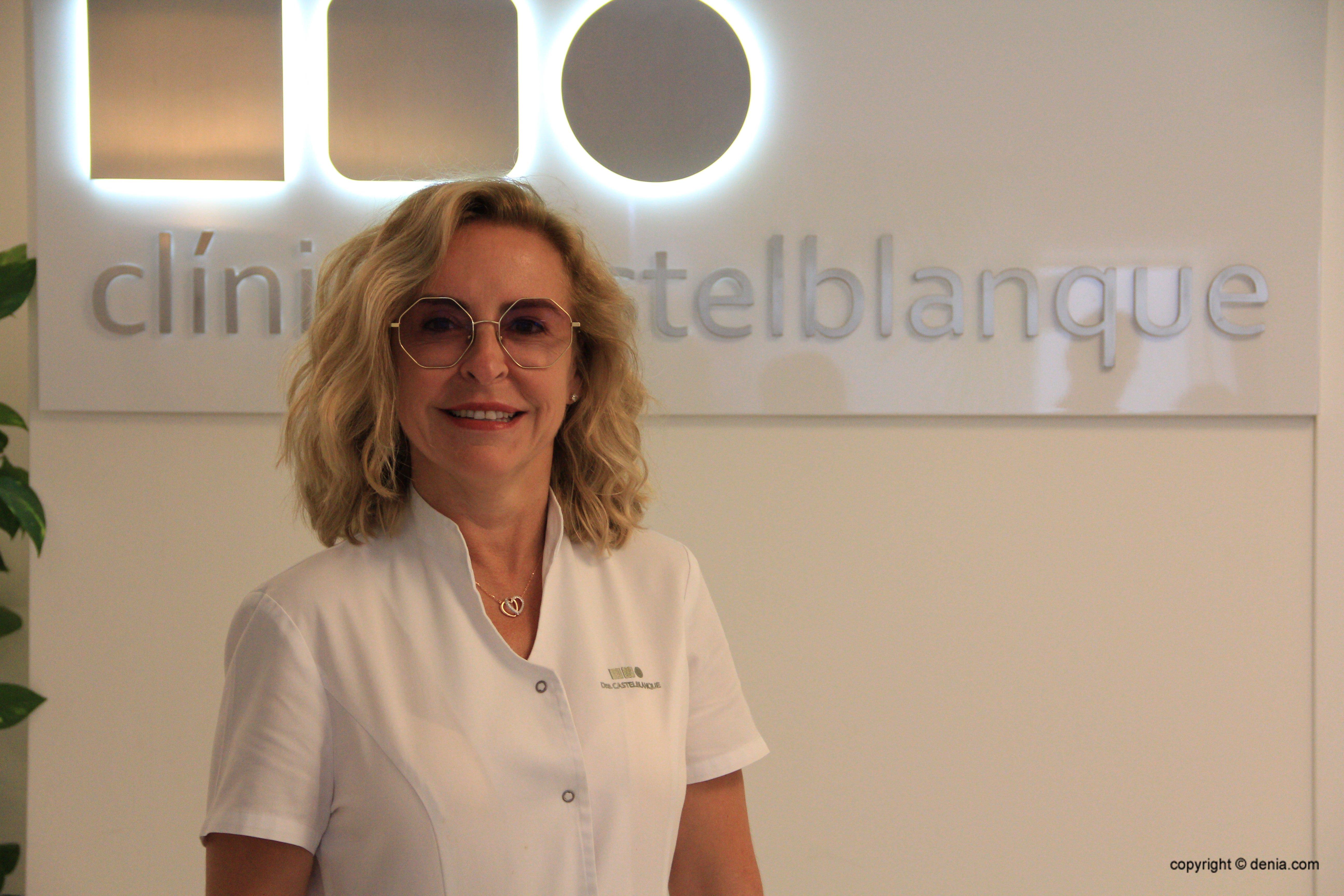 La doctora Castelblanque, de Clínica Estètica Castelblanque