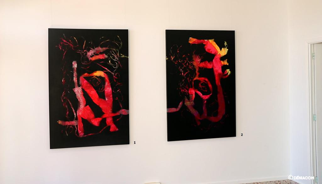 Exposición de Juan Caravaca en Marina de Dénia 01
